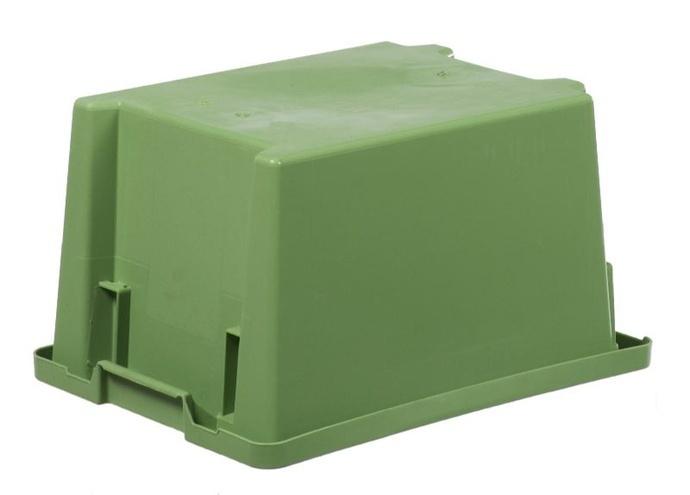 Stohovatelná zasouvací přepravka TELLUS 400x300x220 mm