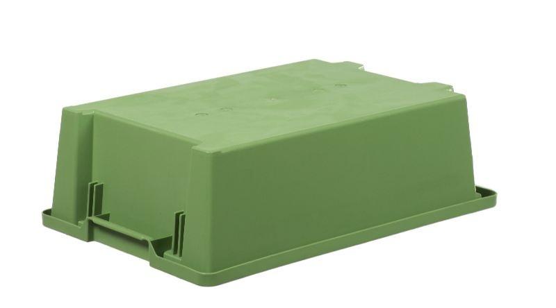 Stohovatelná zasouvací přepravka TELLUS 600x400x180 mm