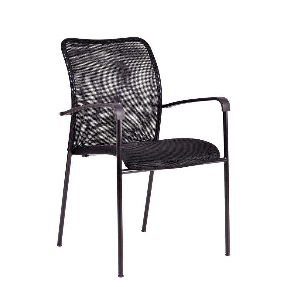 Konferenční židle Triton Black