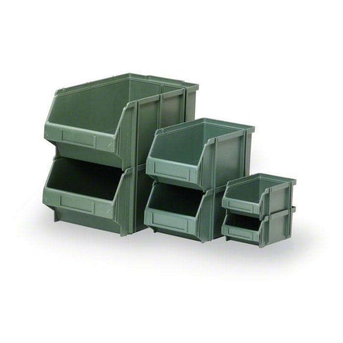 Plastový box z polystyrenu, 110x160x76 mm