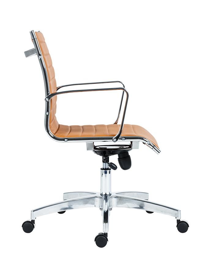 Kancelářské židle Antares - Kancelářská židle 8850 KASE - Ribbed Low back