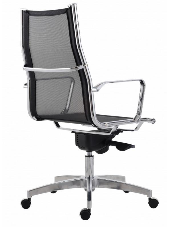 Kancelářské židle Antares - Kancelářská židle 8800 KASE - Mesh high back