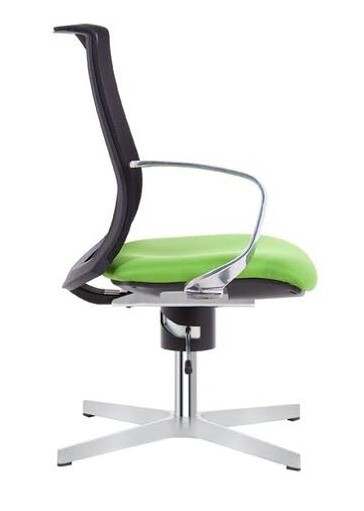 Ergonomické židle - zdravotní Peška - X - WING FLEX V BK