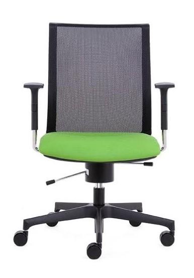 Ergonomické židle - zdravotní Peška - X - WING FLEX BK