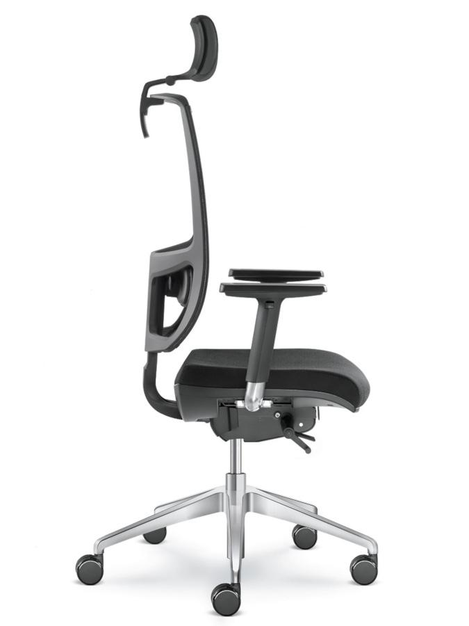 Kancelářské křeslo LD Seating - Kancelářské křeslo LYRA NET 200-AT