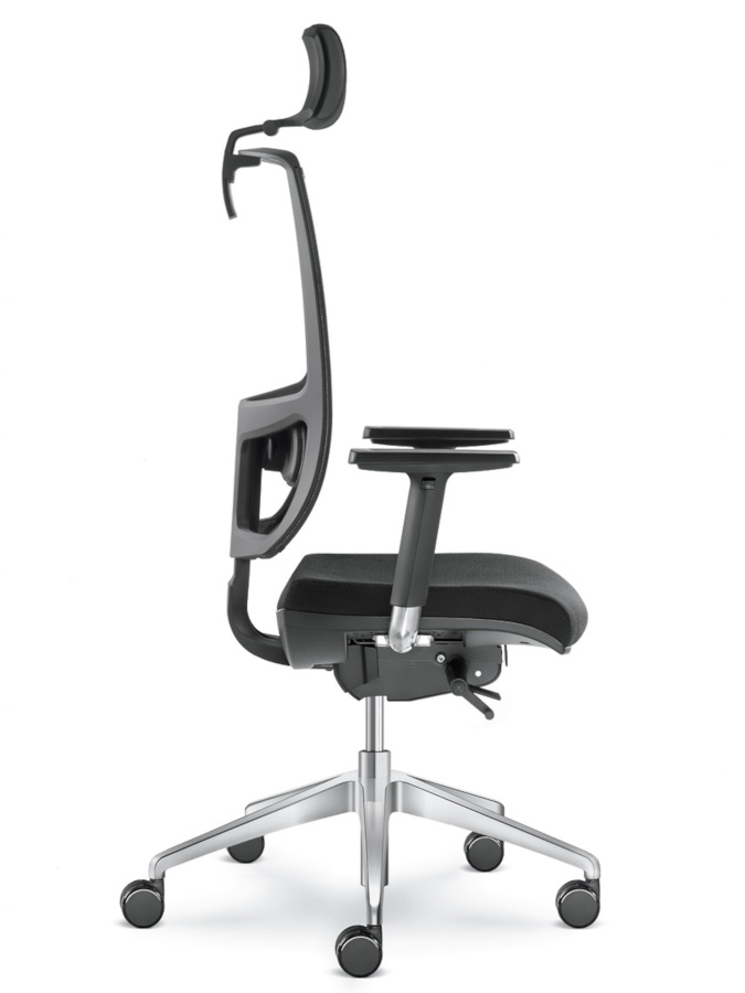 Kancelářské křeslo LD Seating - Kancelářské křeslo LYRA NET 201-AT