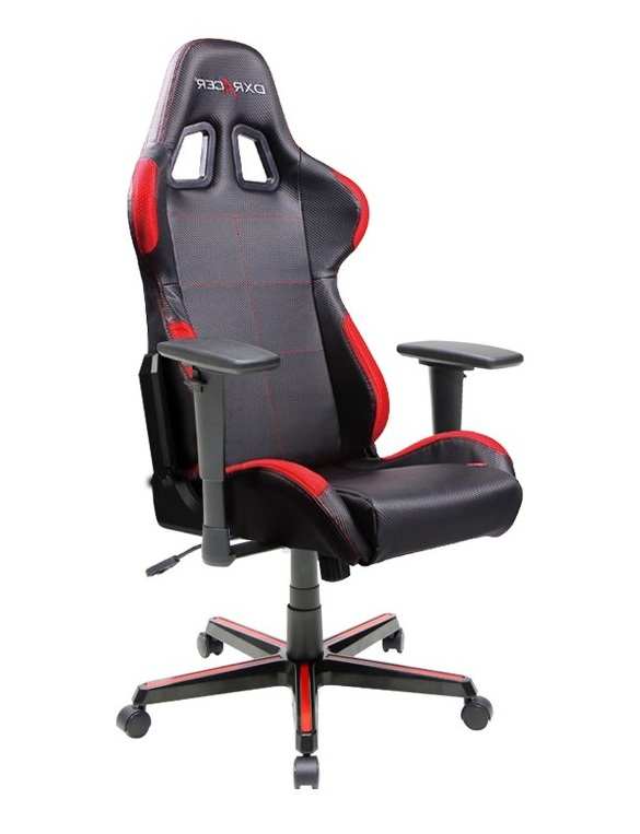 Kancelářské židle Node - Kancelářská židle DXRACER OH/FH03/NR