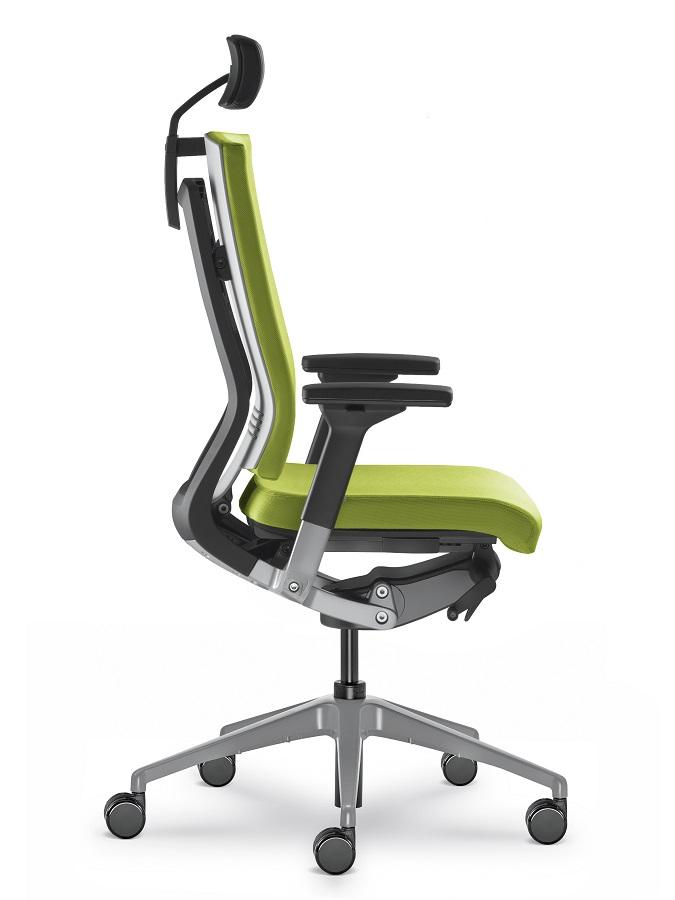 Kancelářská židle LD Seating - Kancelářské křeslo Active 316