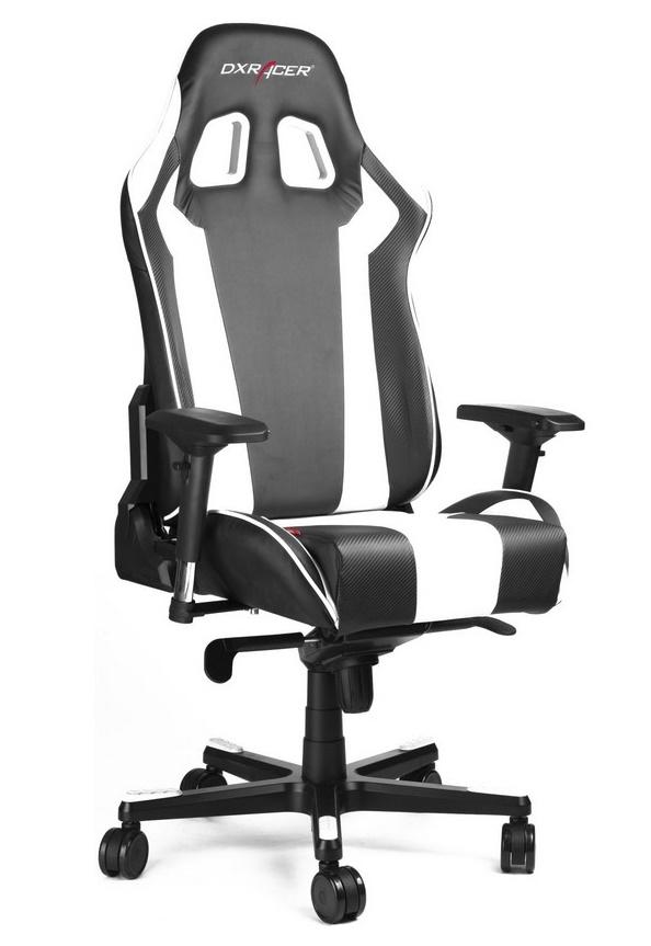 Kancelářské židle Node - Kancelářská židle DXRACER OH/KS06/NW