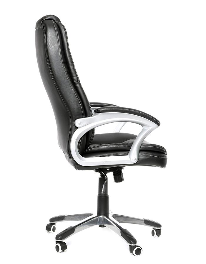 Kancelářská židle NODE - Kancelářská židle Jesse černá kovový kříž
