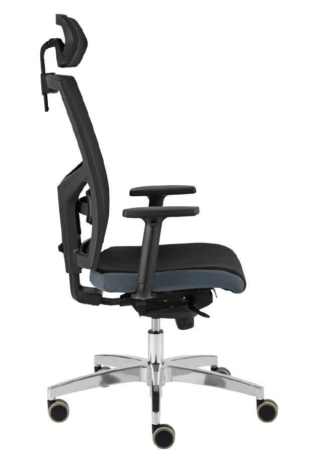Kancelářské židle Alba - Kancelářská židle Game šéf VIP