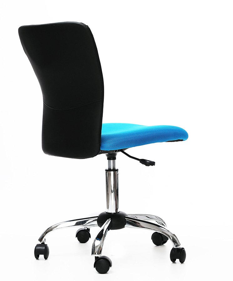 Dětská židle Q099 modrá