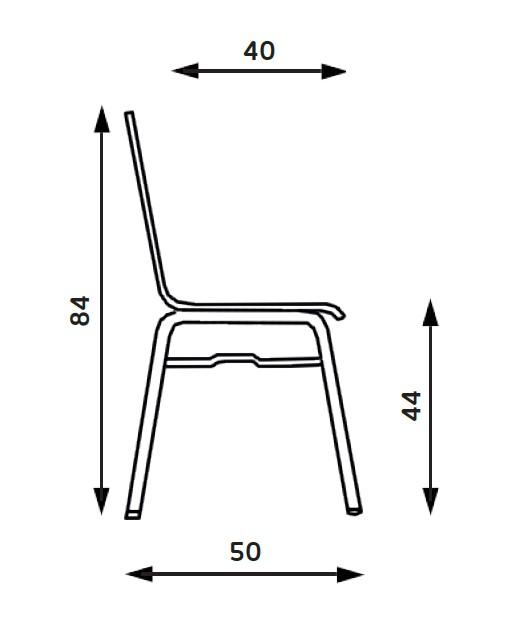 Konferenční židle Viola