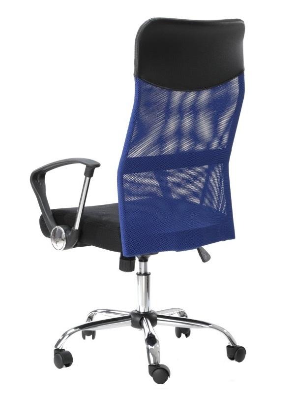 Kancelářské křeslo Sedia - Kancelářské křeslo Prezident modrý