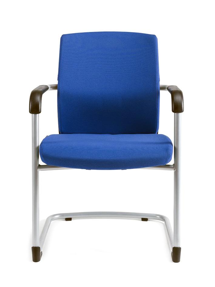 Konferenční židle JCON černý plast