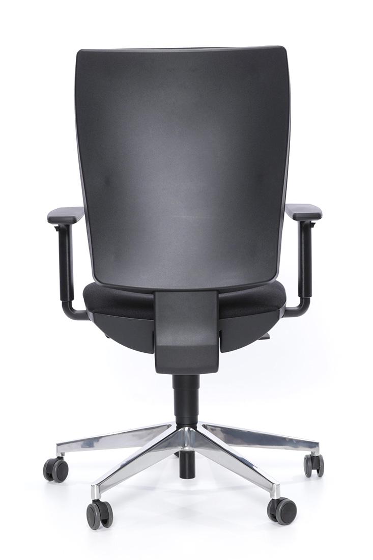 Kancelářská židle Lyra 207-SY F40-N6 BR-207