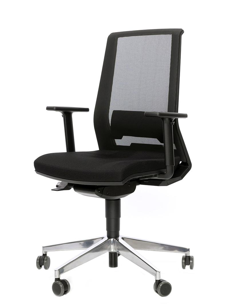 Kancelářské židle LD Seating - Kancelářská židle Look 270-AT BR-207 F40-N6 D8033
