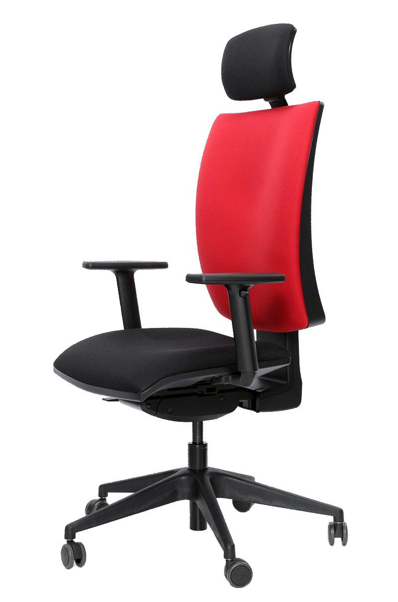 Kancelářské křeslo LD Seating - Kancelářské křeslo Lyra 237-AT BR-207 D8033/D4011