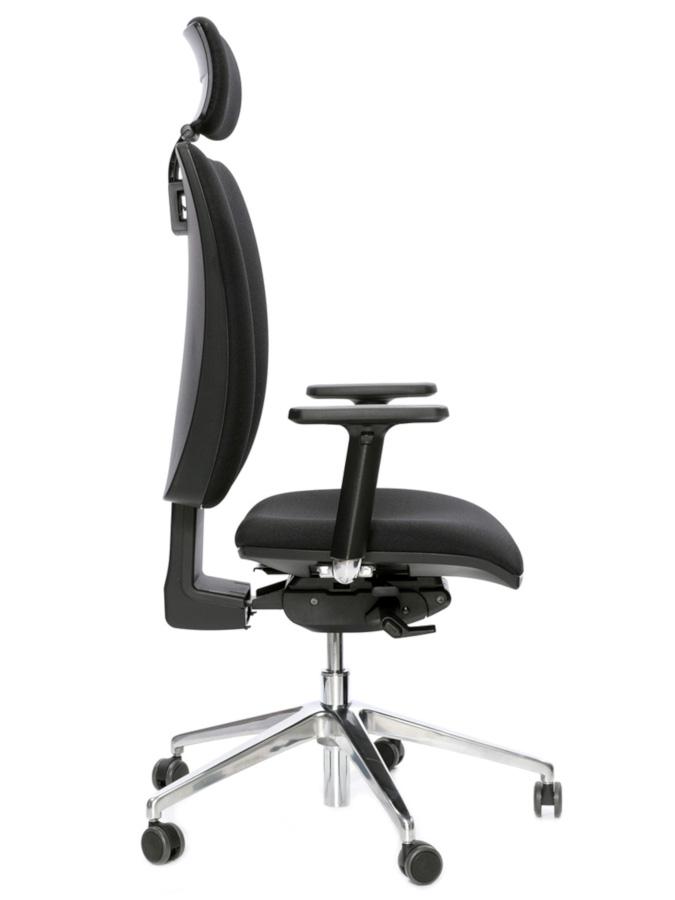 Kancelářské křeslo LD Seating - Kancelářské křeslo Lyra 237-AT BR-209-N6 F80-N6 D8033