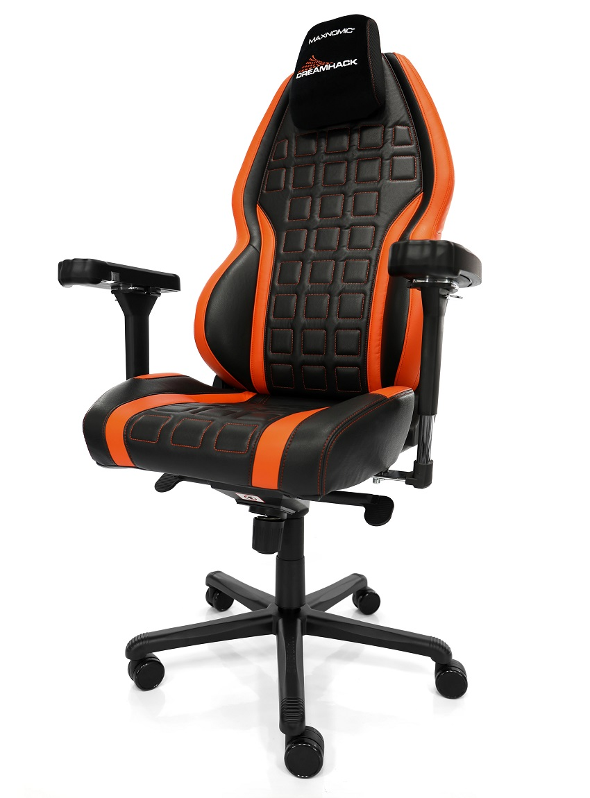 Kancelářské židle MAXNOMIC - Kancelářská židle Maxnomic DreamHack MIG by NEED for SEAT