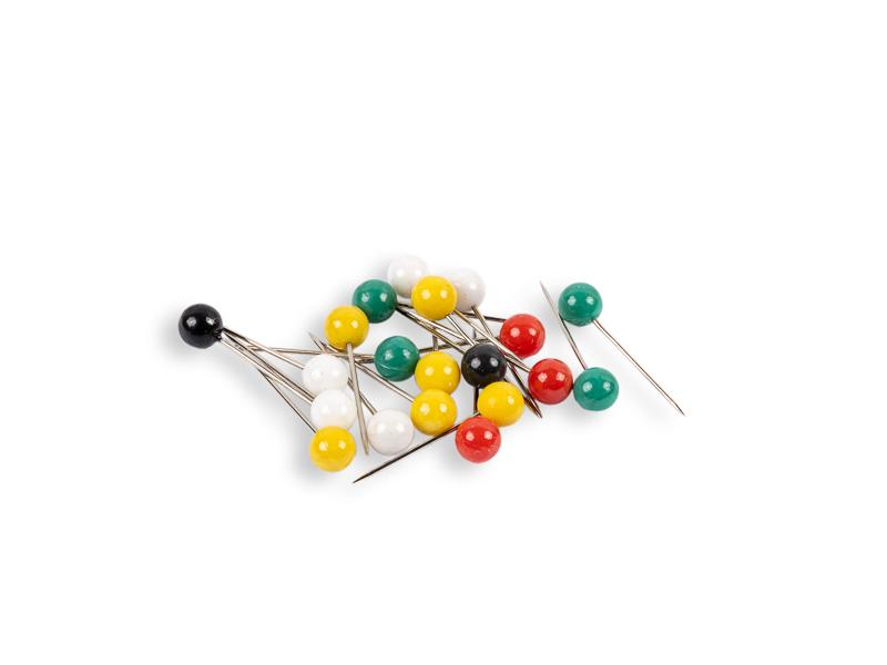 Špendlíky barevný mix