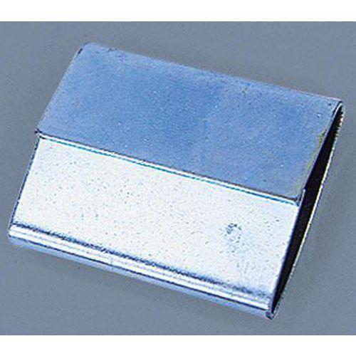 Ocelové spony pro páskovače, 33 mm