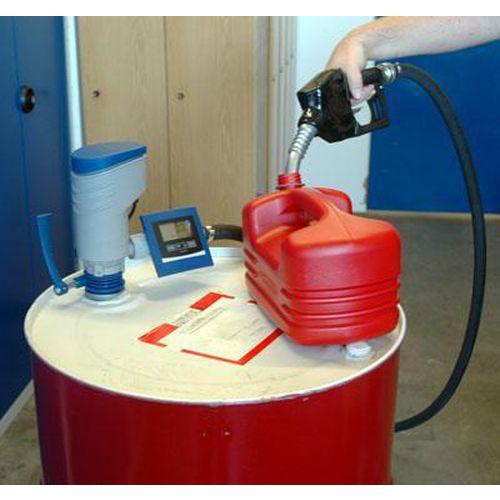 Elektrická čerpadla pro výdej nafty a olejů, 230V