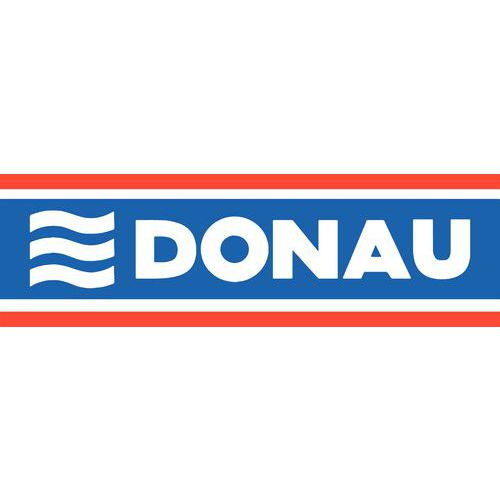 Závěsná složka Donau A4, červená