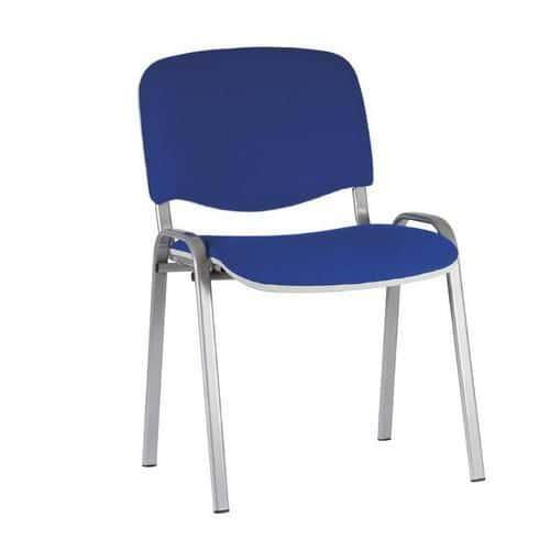 Konferenční židle Elena, šedá
