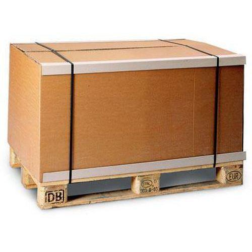 Kartonové ochranné rohy,y100 x 3,5 x 3,5 cm, tloušťka 3 mm