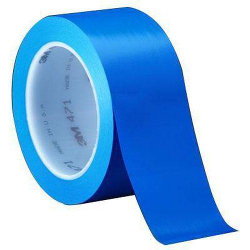 Vinylové označovací pásky, červená