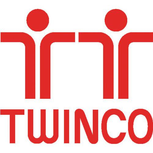 Otočný zásobník na letáky Twinco, 9 kapes
