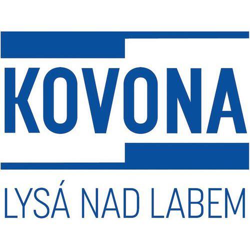 Kovová úklidová skříň, 195 x 95 x 40 cm