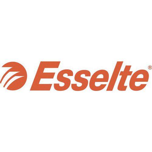 Plastové rozdružovače Esselte Duo, 10 ks, 10 oddílů