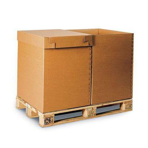 Kartonová krabice, 600 x 800 x 600 mm