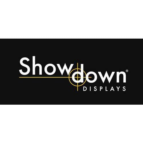 Reklamní křídová tabule A, světle hnědá, 85 x 55 cm