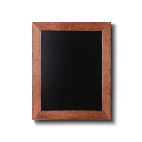 Reklamní křídová tabule, světle hnědá, 56 x 150 cm
