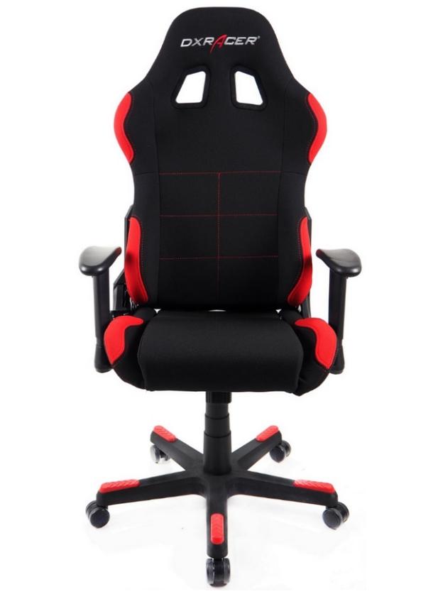 Kancelářské židle Node - Kancelářská židle DXRACER OH/QD01/NR
