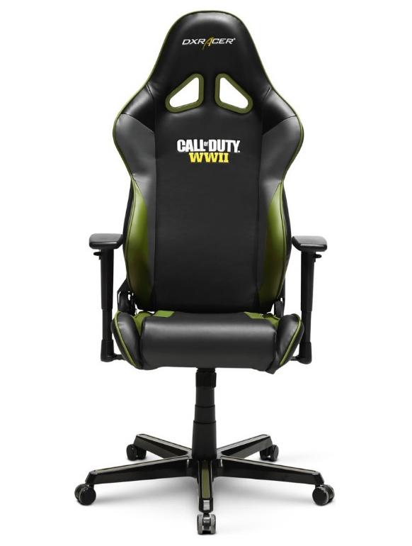 Kancelářské židle Node - Kancelářská židle DX RACER OH/RZ52/NGE