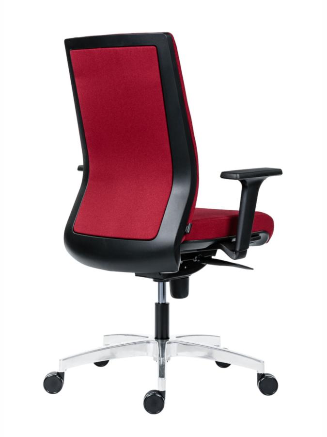 Kancelářské židle Antares - Kancelářská židle 1990 SYN TITAN ALU