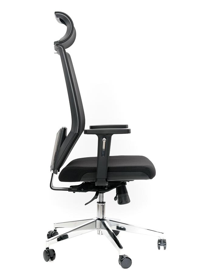 Kancelářská židle Edge černá