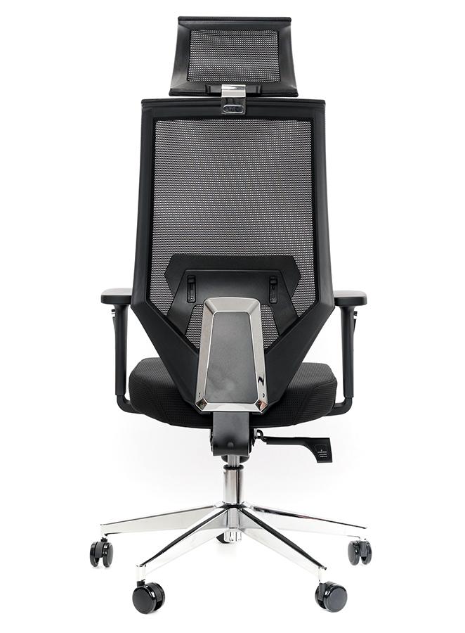 Kancelářské židle Antares - Kancelářská židle Edge černá