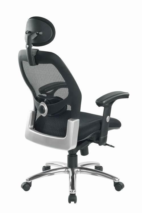 Kancelářské židle Sedia - Kancelářské křeslo W 42 C černé