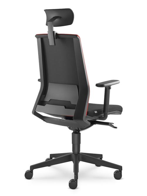 Kancelářské židle LD Seating - Kancelářská židle Look 375-AT