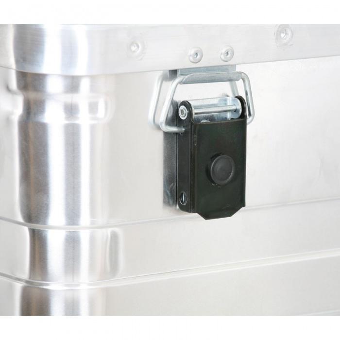Hliníková přepravní bedna, 90 L, 780x380x380 mm