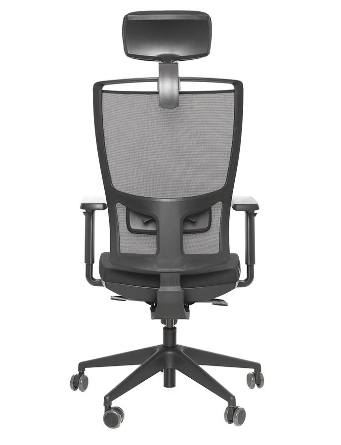 Kancelářské křeslo LD Seating - Kancelářské křeslo LYRA NET 201-SY P BR-210 BO RM CSE14