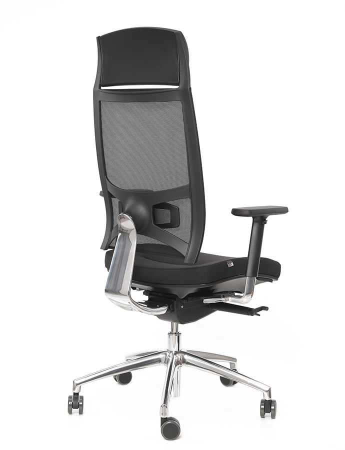 Kancelářské křeslo Storm 550-N6-SYS BR-209-N6 F50-N6