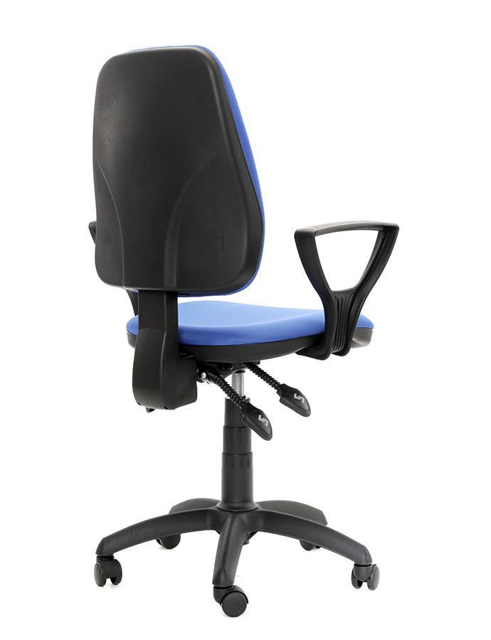 Kancelářské židle Antares - Kancelářská židle 1140 ASYN D4 BR25
