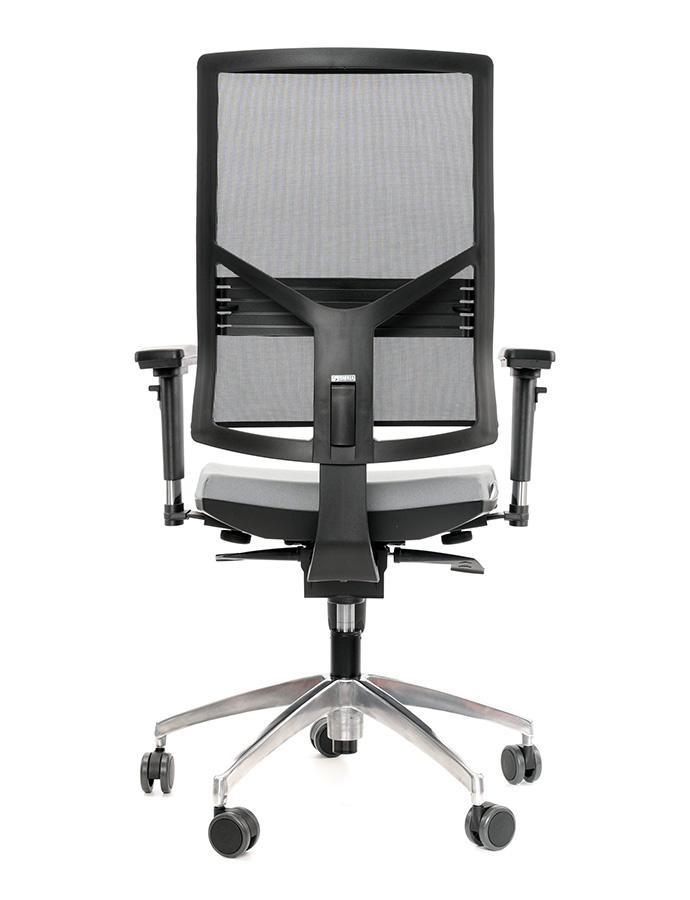 Kancelářské židle Antares - Kancelářská židle 1850 SYN OMNIA ALU BN5 AR08 C 3D SL GK