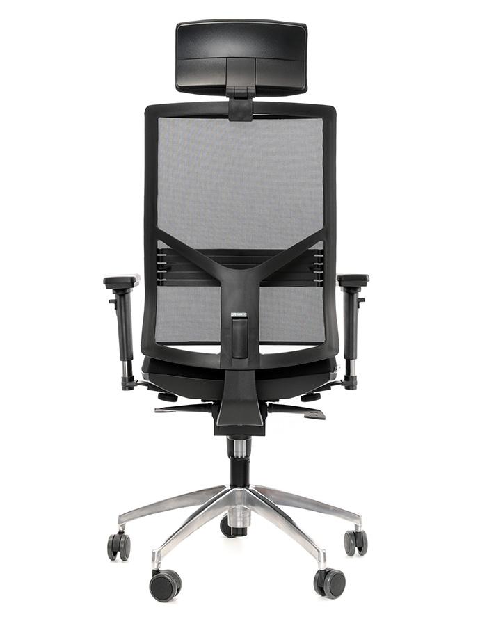 Kancelářské židle Antares - Kancelářské křeslo 1850 SYN OMNIA ALU PDH BN7 AR08 C 3D SL GK